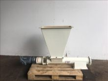 Mika Hopper / screw feeder