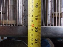 NNP Stainless Wire belt conveyo