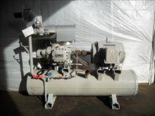 Hallscrew compressor
