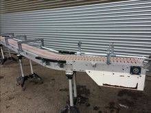 Used S bend conveyor