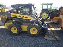 2008 New Holland L185, Diesel