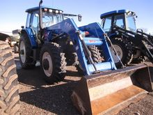 2003 New Holland TM175,Diesel,M