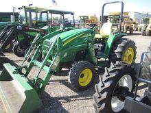 2011 John Deere 4520,Diesel,MFD