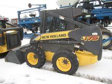 2010 New Holland L175, Diesel