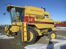 1990 New Holland TR86