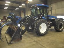 2012 New Holland TV6070