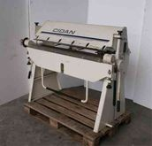 Manual folding machine Cidan BM