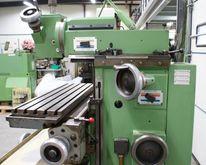 Aciera F4 Toolroom milling mach