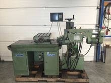 Deep hole drilling machine  IXI