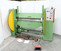 Motorized pan folder Fasti 1270