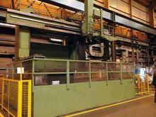 CNC Vertical Borer SCHIESS 4.00
