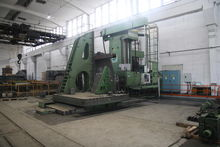 Horisontal Boring and Milling m