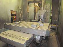 CNC Horisontal Borer Ram Type T