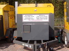 2011 Wacker E3000 GROUND HEATER