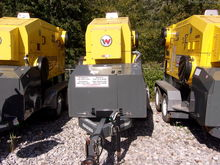 2011 Wacker HEATER HI750 DGM