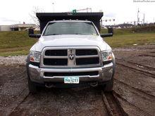 2011 Dodge 5500 RAM DUMP TRUCK