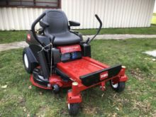 2016 Toro ZS 4200T Lawn tractor