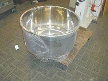 Neuer Edelstahlkessel für Hubkn