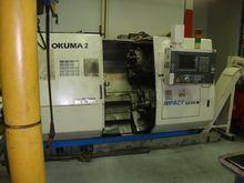 Used OKUMA LU25M in