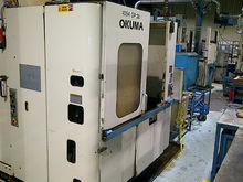 Used OKUMA MX40-HA i