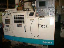 Used OKUMA GP-25T CY