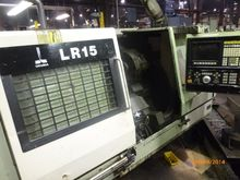 Used OKUMA LR-15 in