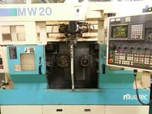 MURATA MW 20 Twin Spindle CNC L