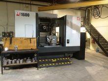 Used HAAS EC1600 CNC