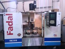 FADAL VMC3016HT CNC Vertical Mi