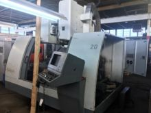 BRUTE 4828 CNC Vertical Machini
