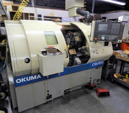 OKUMA CROWN 762S 2 AXES CNC TUR