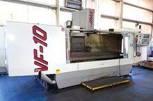 HAAS  VF-10 CNC Vertical Machin