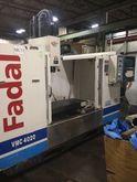 FADAL VMC 4020HT 2000 W/ Extend