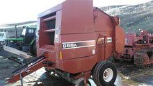 2002 HESSTON 856A