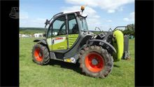 Used 2011 CLAAS SCOR