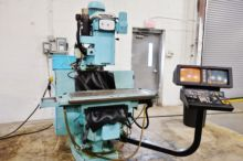 Used CNC Knee Mill for sale  Sharp equipment & more   Machinio