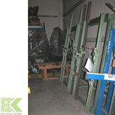 Maweg bonding press