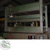 Joos veneer press type 220/110