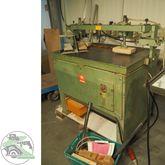 Scheer dowel hole boring machin