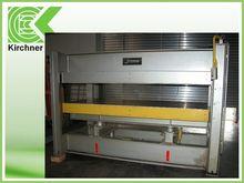 Joos veneer press type HP 65/2