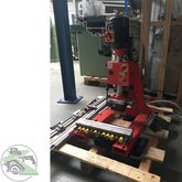 Ganner/Würth hinge drilling mac