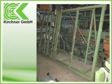 Polzer frame press - pneumatic