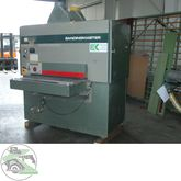Sandingmaster wide-belt sanding