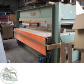 OTT veneer press type 300 KD-U