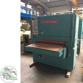 Bütfering wide-belt sanding mac