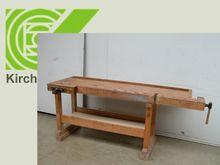 ANKE wood working bench