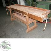 Steiner wood working bench