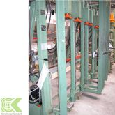Hess solid wood-bonding press t