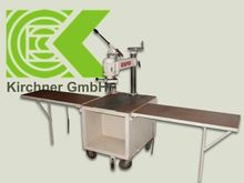 Rapid knot-hole boring machine