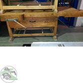 Ulmia wood working bench